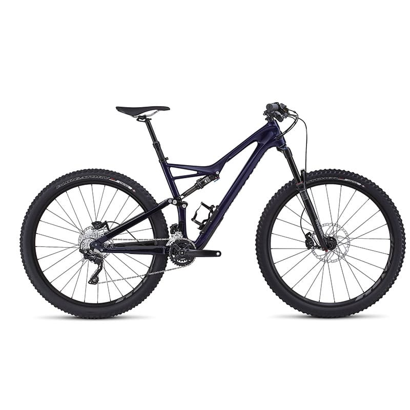 Bicicleta 29 Specialized Stumpjumper Fsr Comp Carbon - Aro & Pedal