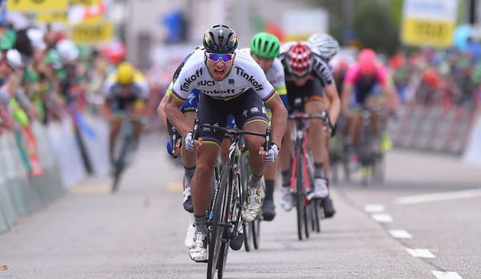Cycling: 80th Tour of Swiss 2016 / Stage 2