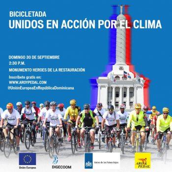 Formulario de inscripción  Bicicletada Unidos en Acción por el Clima