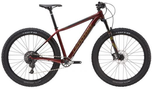 Bicicleta 27.5+ Cannondale Beast of the East 2 size M blo (80145)