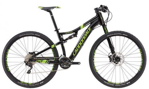 Bicicleta 27.5 Cannondale Scalpel Alloy 4 size S rep (80325)