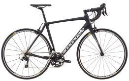 Bicicleta 700 Cannondale Synapse Carbon 105 size 51 negro (89581)