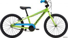 Bicicleta 20 Cannondale Trail Kids 1sp Size M Verde AGR (93415)