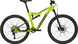 Bicicleta 27.5 Cannondale Habit 5 Size M Amarillo VLT (93895)