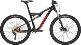 Bicicleta 27.5 Cannondale Habit 6 Size L Negro BLK (93911)