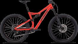 Bic. 27.5+ Specialized StumpJumper Fsr Comp 6fattie size L Rojo/Negro 2017 93317-5704