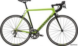 Bic. 700 Cannondale SUPERSIX EVO Tiagra Size 52 Verde GRN [C11428M3052] 93725