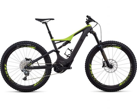 Bic. 27.5+ Specialized Levo Fsr Sworks 6fattie Talla M Carbon / Verde (Carb/Hyp)  95218-0003