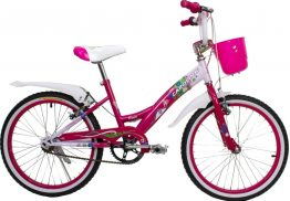 Bic. 20 BMX Carolina Flower Niña [E4-2014] 8002